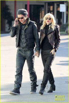 #Gwen_Stefani & #Gavin_Rossdale