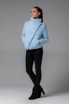 McNeedle spring jacket blue