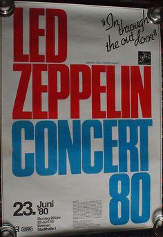 Led Zeppelin 1980
