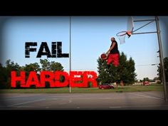Fail Harder | Basketball Motivation - YouTube If you're going to watch one thing today make it be this!