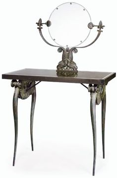Rateau Dressing Table