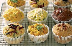 weightwatchers muffins - base recipe + variations - Feb 2010