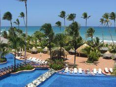 Excellence Punta Cana amazing beach! #LuxuryCaribbean #AllIclusiveResort