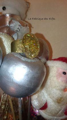 CADEAU ORIGINAL BAGUE RESINE MES RAYONS DE SOLEIL : Bague par la-fabrique-des-elfes
