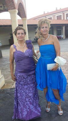 Mami y Paqui