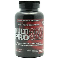 AST Sports Science Multi 32X #ChampionSupplements