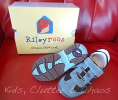New Little Kids Shoes from Rileyroos! Flexible barefoot shoes for growing feet!