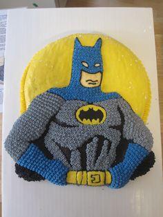 1989 Wilton Batman Cake Pan 2105 6501 Dc Comics Baking Tin
