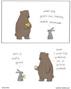 New Wonderfully Witty Animal Comics by Liz Climo - My Modern Met