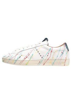 #Doucal´s #Sneaker #low #bianco/blue für #Herren -