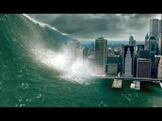 Tsunami An unusually large sea wave produced by a seaquake or undersea volcanic eruption.
