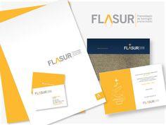 Diseño de Logo e Imagen para Flasur