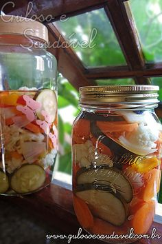 Cocina – Recetas y Consejos Chutney, Pickles, Brazillian Food, Vegan Recipes, Cooking Recipes, Cooking Ingredients, Caramel Apples, Drinking Tea, Cucumber
