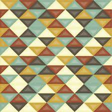 graphic triangles print - Google Search