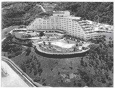 hotel tamanaco | Hotel Tamanaco, Gustavo Guinand van der Valls/Hollabird, Root & Burgee ...