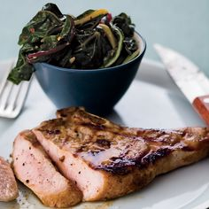 Most tasters couldn't detect anchovies in the marinade for the pork and were pleasantly surprised to learn that they actually liked the hint of pungen...