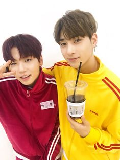 Kijung and Hangyul Ji Hansol, Boys Republic, Fandom, U Kiss, New Kids, Kpop Boy, Boy Groups, Kdrama, Nerdy