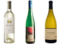 Valentine's Day wines...White wines!