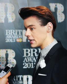 HARRY WITH MARCEL HAIR I CAN'T BREATHE I CAN'T SEE