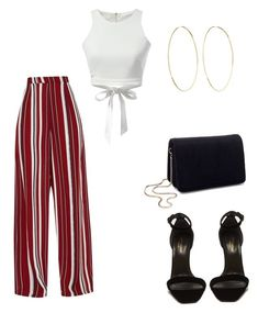 """Untitled #28"" by antisocialsarah on Polyvore featuring Yves Saint Laurent, Miss Selfridge and Magda Butrym"