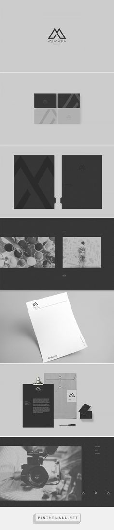 Mimapa Production Branding by Hachetresele Studio | Fivestar Branding – Design and Branding Agency & Inspiration Gallery