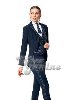 Boutique Chez Janine – Brautmode, Brautkleider und Festmode für Sie und Ihn - Hosen Outfit, Romance, Boutique, Street, Fashion, Baggy Dresses, Modern Women, Women's Pant Suits, Party Wear Dresses