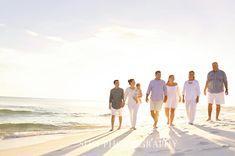 Family Photographer in Destin, Florida Examples - FAMILY BEACH PHOTOGRAPHER IN SANTA ROSA BEACH Large Group Photography, Beach Photography, Photography Business, Destin Florida, Destin Beach, Family Beach Pictures, Beach Photos, Miramar Beach, Santa Rosa Beach