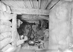 L'état du front en Champagne fin juin 1916 – ECPAD