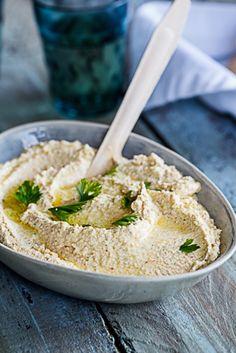 Beyaz Peynirli Limonlu Dip
