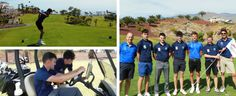 This is the fourth time that young, professional golfers are visiting Tenerife to work, play golf and learn in the sun. The cooperation projects between the British Academy and the FU International Academy Tenerife are financed by Erasmus+ funds and gives athletes the opportunity to gain valuable work experience abroad. As we did last year, this year we welcomed not only golfers, but also boxers, basketball players and fencing players.