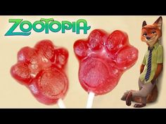 How to Make PAWPSICLES from Zootopia! Feast of Fiction S5 Ep15 - YouTube