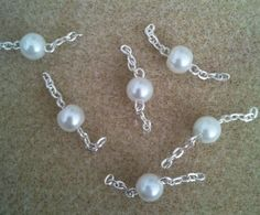 How to make a rosary necklace. Rosary Beads - Step 5