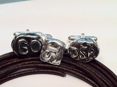 Nice customed  cufflinks Sterling solid silver from Sierpe6BECERRIL JEWELLERS $120.00