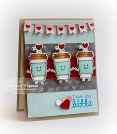 Taylored Expressions Cling Stamp & Die Set - Pizza My Heart TEPS167 - Crafty Inspiration