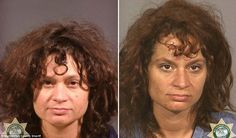 Gallery For > Crystal Meth Before And After Mug Shots