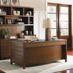Found it at Wayfair - Longboat Key Executive Desk