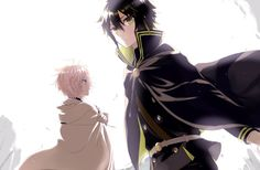 Looking for information on Owari no Seraph (Seraph of the End: Vampire Reign)? Description from pinterest.com. I searched for this on bing.com/images
