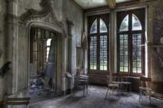 room decay