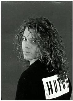 The one and ONLY best lead singer of INXS the beautiful Michael Hutchence R.I.P.