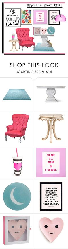 """""""Are you Chic?"""" by kleinwillwin ❤ liked on Polyvore featuring interior, interiors, interior design, home, home decor, interior decorating, ESPRIT, ban.do, Bando and Kartell"""