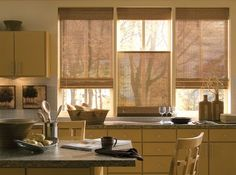 Custom woven wood shades: Provenance® by Hunter Douglas,http://www.hwfashions.com/products/CustomWindowTreatments/CustomShades