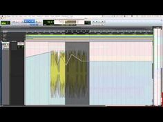 How to use Automation in Pro Tools Part 1