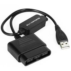 DIGIFLEX PS2 to Sony PS3 USB Game Controller Converter Adapter - http://www.cheaptohome.co.uk/digiflex-ps2-to-sony-ps3-usb-game-controller-converter-adapter/