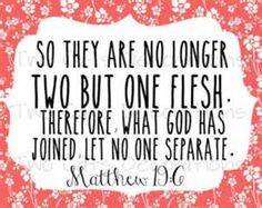 marriage quotes from the bible - Bing Images