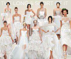 fashion Brautkleid für Ihre Wahl