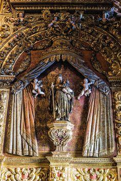 https://flic.kr/p/vCe23G | No Mosteiro de São Bento... Centro, Rio de Janeiro, Brasil. | At St Bento Monastery...  Downtown, Rio de Janeiro, Brazil. Have a blessed weekend! :-)  To direct contact me / Para me contactar diretamente: lmsmartinsx@yahoo.com.br