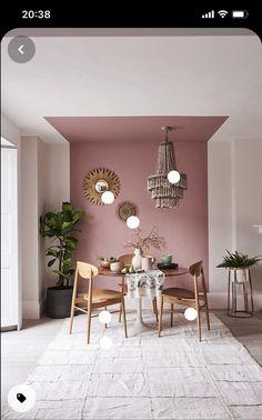 Colour Blocking Interior, Color Blocking, Home Room Design, Home Interior Design, Room Decor Bedroom, Living Room Decor, House Rooms, Diy Home Decor, Sustainability