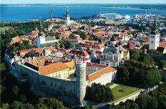 Estonie : Tallinn