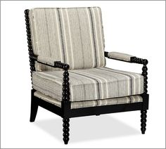SABINE SPINDLE ARMCHAIR by Pottery Barn