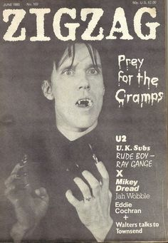 The cramps lux